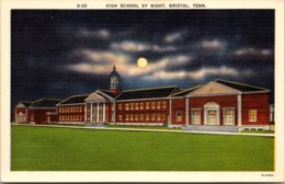 Tennessee Bristol High School By Night - Autres