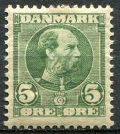 DANEMARK -  Y&T  N° 53 *...perf 12.5 - 1905-12 (Frederik VIII)