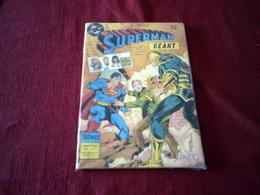 SUPERMAN  GEANT N° 22   ( 1983 ) - Superman