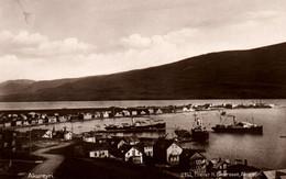 Islande - Akureyri, Höfnin (le Port) - Carte Eneret H. Einarsson N° 2117 Non Circulée - IJsland
