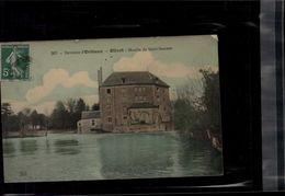 """CARTE POSTALE OLIVET - Environs D'Orléans - """"Moulin Saint Samson"""" En L'état Sur Les Photos - France"""