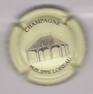 Capsule Champagne LOISEAU Philippe ( 1 ; Crème Et Noir ) {S19-20} - Champagne