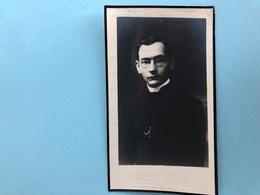 Begijnhof +1924 Lemmens Joseph *1890 Meerhout Zittaert  Vicaire Orp Le Grand Vicaire Brussel St Jan Baptist Begijnhof - Décès