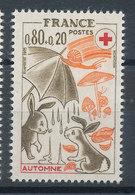 1861** Croix-Rouge - Ungebraucht