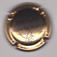 Capsule Champagne LONCLAS Bernard ( 20 ; VINTAGE Blanc De Blancs , Or Et Noir ) {S19-20} - Champagne