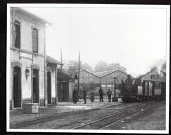 1994  --  ENTREE D TRAIN VAPEUR EN GARE DE CORMEILLES . 3T157 - Unclassified
