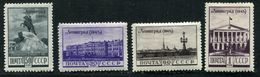 Russia  1948  Mi 1179-1183 MNH - Nuevos