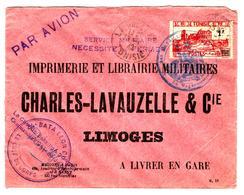 31720 C - De LA GOULETTE Pour La France - Tunesien (1888-1955)