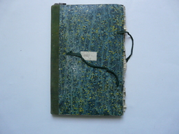 LIVRE DE COMPTE 1847 ( Fabrique De Registres Adrien LANGLOIS - CHARTRES) - Management