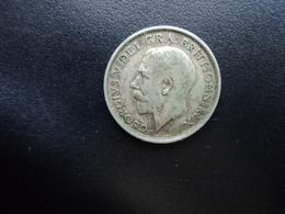 ROYAUME UNI : 1 SHILLING   1920     KM 816a        TTB - 1816-1901: 19. Jh.
