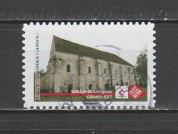 """FRANCE / 2019 / Y&T N° AA 1766 : """"Sauvons Notre Patrimoine"""" (Abbaye De Longuay - Grand Est) - Oblitéré 2020 01. SUPERBE - France"""