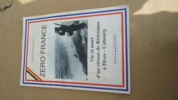 Zéro France - Collège De La Divette-Cabourg  (voir Détails) - Guerre 1939-45