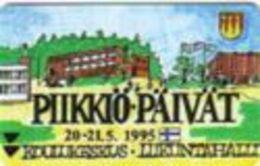 Finland Phonecard Turku B10 - Finlande