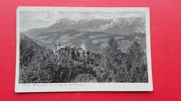 Schloss Wartenstein Bei Gloggnitz Mit Raxalpe - Neunkirchen