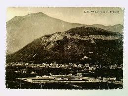 S. Giano E Stazione Di Leggiuno, AK, Gelaufen 1958 - Unclassified