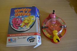 Jeux De Société MB Hungry Hippos - Jeu De Voyage - Autres