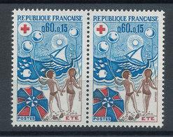 1828** Croix-Rouge (x2) - France