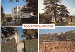 13-ROQUEFOERT LA BEDOULE-N°340-D/0055 - Otros Municipios