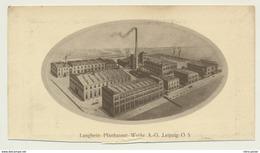 AK  Leipzig Langbein Pfannhauser Werke - Leipzig