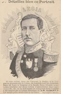 BELGIQUE - S.M.Albert 1er -  Dessin Allégorique - Belgique
