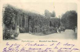 Luxembourg  - Mondorf - Hydrothérapie - Edit.  Ch. Bernhoeft Luxembourg - Mondorf-les-Bains