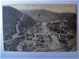 FRANCE - HAUTE LOIRE - MONISTROL SUR LOIRE - La Montée Du Pont De Lignon - Monistrol Sur Loire