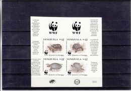 Venezuela / WWF - Schildkröten
