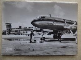 AEROPORT / AIRPORT / FLUGHAFEN     LE TOUQUET  HANDLEY PAGE HERMES  DE SILVER CITY - Aérodromes