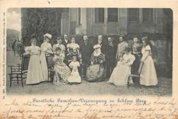 Luxembourg - Edit. N° 1386 Ch. Bernhoeft - Serie Luxembourg N°109 -Fürstliche Famoilien-Vereinigung In Schloss Berg - Grand-Ducal Family