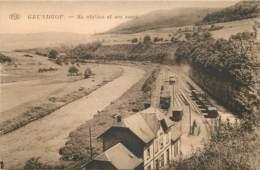 Luxembourg - Grundhof - Sa Station Et Ses Eaux - Postcards