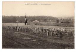 55 MEUSE - LACROIX SUR MEUSE Le Cimetière Militaire (voir Descriptif) - France