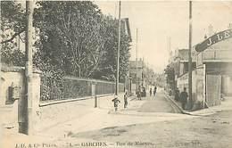 92 GARCHES - RUE DE MARNES - Garches