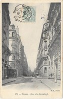 PARIS : RUE DE RANELAGH - Frankreich