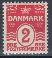 +M269. Denmark 1905. Michel 43A. MNH(**) - 1905-12 (Frederik VIII)