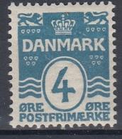 +M270. Denmark 1905. Michel 45A. MNH(**) - 1905-12 (Frederik VIII)
