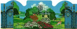 BF 108 Jardins De France Oblitéré 1er Jour Gomme Neuve** Cote 14,00€ - Blocs & Feuillets