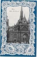 PARIS : EGLISE SAINT LAURENT - France