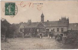 CPA : Château De Bray - Envermeu