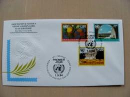Fdc Cover UN United Nations Geneve Switzerland 1994 - Genf - Büro Der Vereinten Nationen