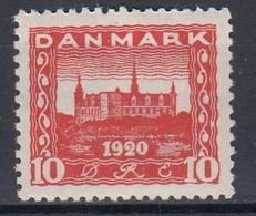 +M278. Denmark 1920. Michel 110. MNH(**) - 1913-47 (Christian X)