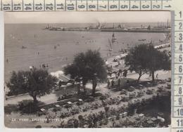 FANO  SPIAGGIA HOTEL LIDO VG  1951 - Fano