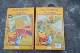 2 Boîtes De Jeux Winnie L'Ourson - Loisirs Créatifs