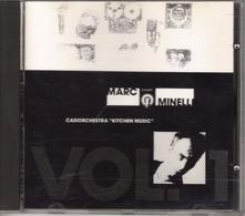 """MARC MINELLI """"CASIORCHESTRA KITCHEN MUSIC"""" CD - Rock"""