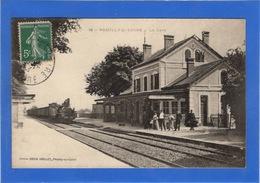 58 NIEVRE - POUILLY SUR LOIRE La Gare - Pouilly Sur Loire
