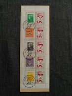 Carnet Porte Timbre Commémoratif 40ème Anniversaire De De La Mort Du Général De Gaulle. Numéroté 97/100. - Commémoratifs