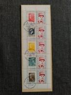 Carnet Porte Timbre Commémoratif 40ème Anniversaire De De La Mort Du Général De Gaulle. Numéroté 49/100. - Commémoratifs
