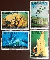 Barbados 1977 Natural Beauty Marine Life MNH - Vie Marine
