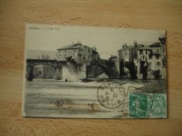 Daguin Millau Centre Trourisme Imconparable Flamme - Marcophilie (Lettres)