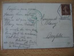 Lot De 3 Niederhaslach Recette Auxiliaire Sur Lettre - Postmark Collection (Covers)
