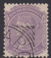 Australia South Australia SG 295 1906 2d Bright Violet,used - 1855-1912 South Australia